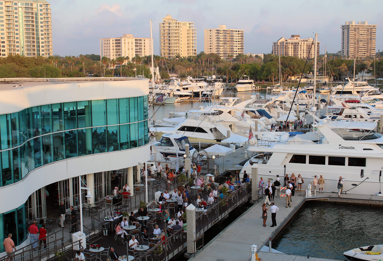 Sarasota Florida Marina Jack