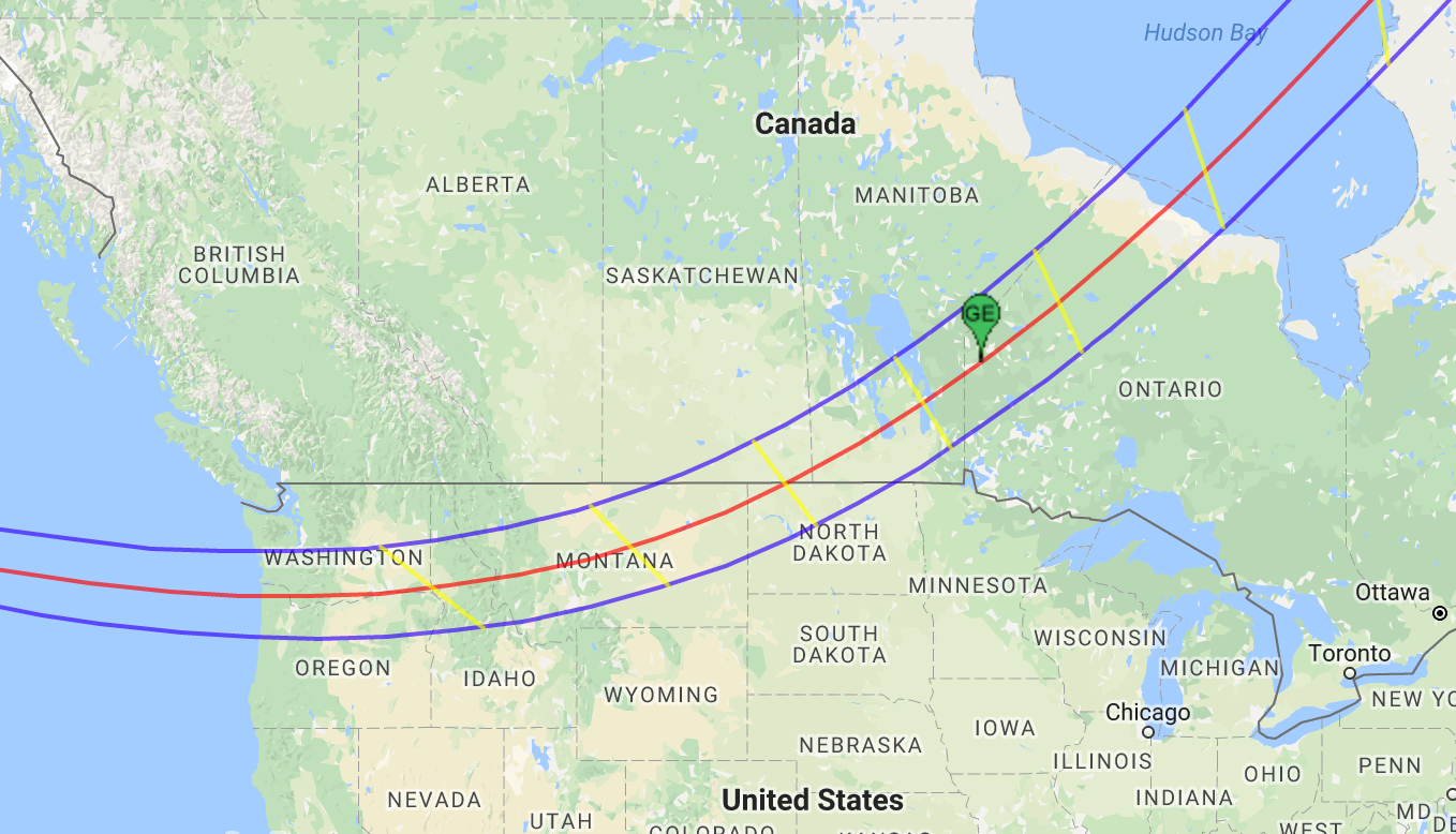Sunday Travel Column A Lifetime Of Eclipse Chasing The Voyage Report