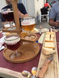 chimay belgium beercycling