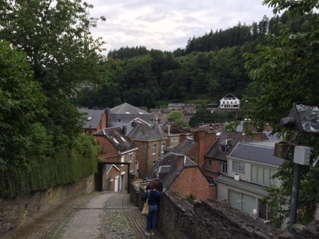 La Roche en Ardenne Belgium Beercycling