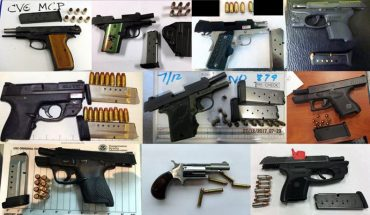 TSA security firearms