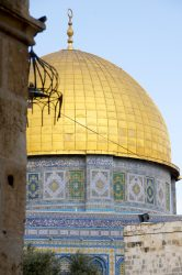 Israel Jerusalem Old City Dome of the Rock