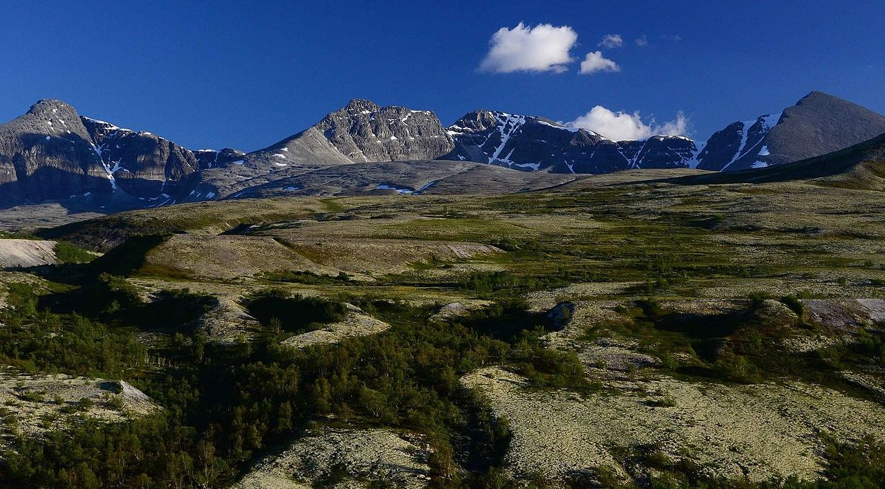 Rondane National Park Norway