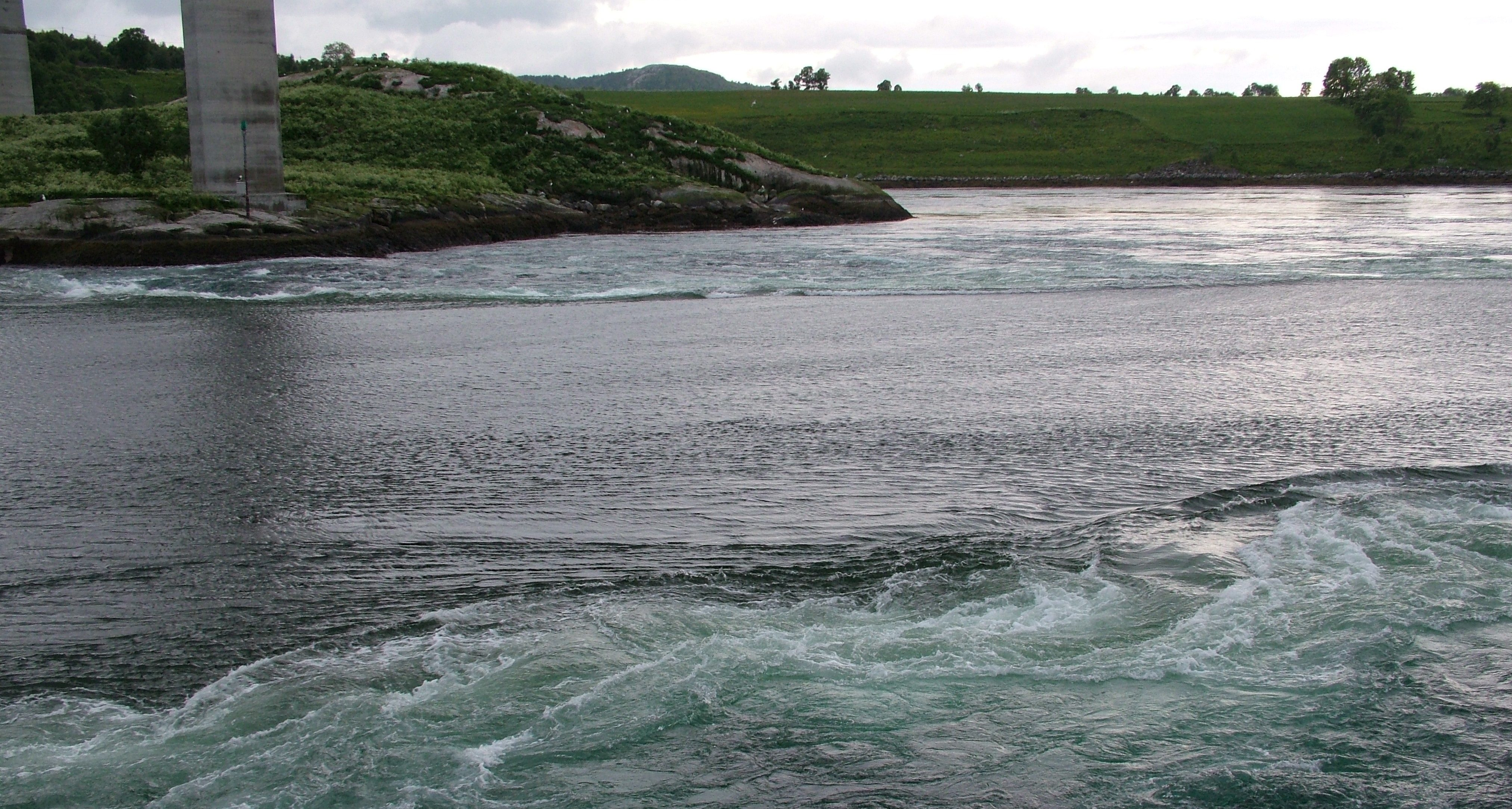 Saltstraumen Norway