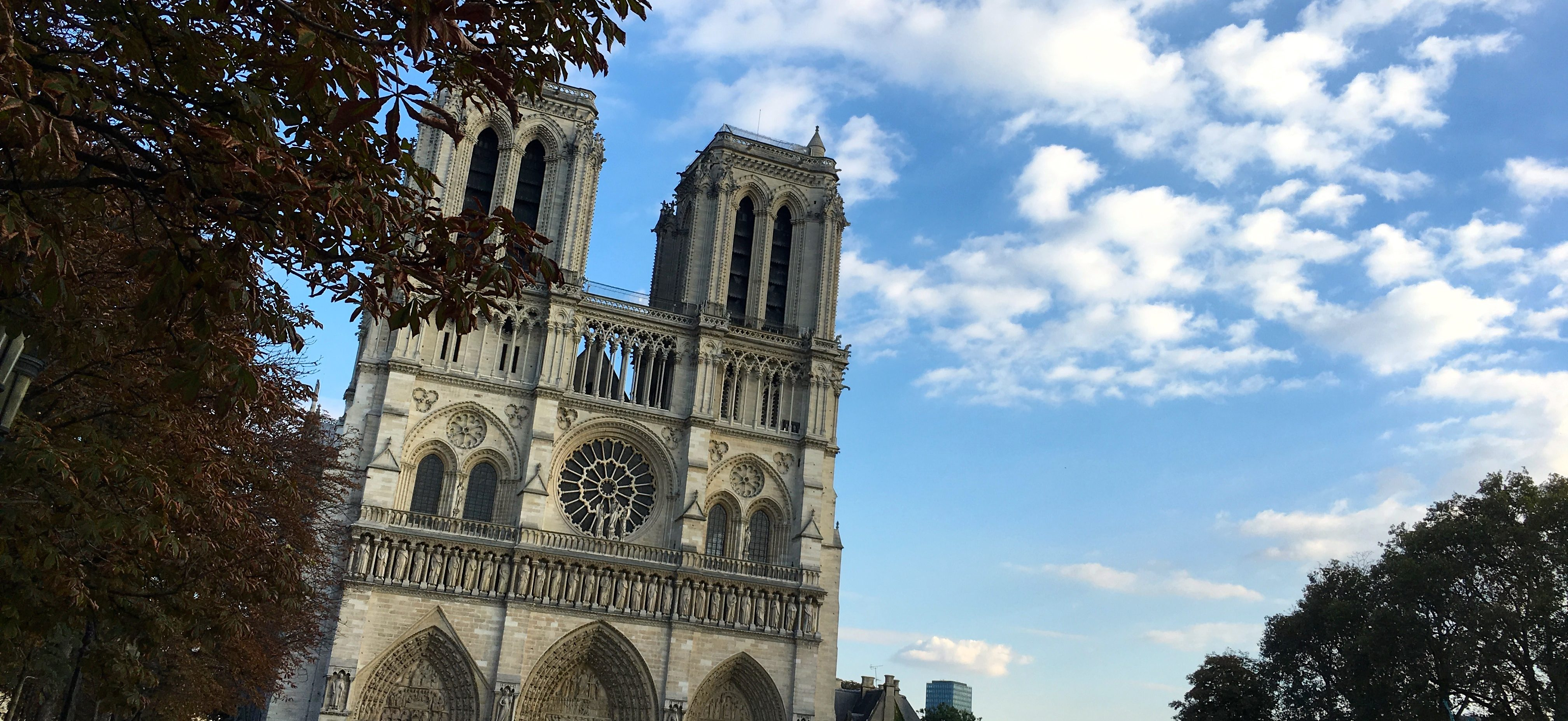 Notre Dame Paris France Deal Alert Fare War to Europe