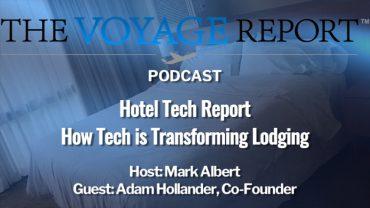 Hotel Tech Report Adam Hollander hotel fees