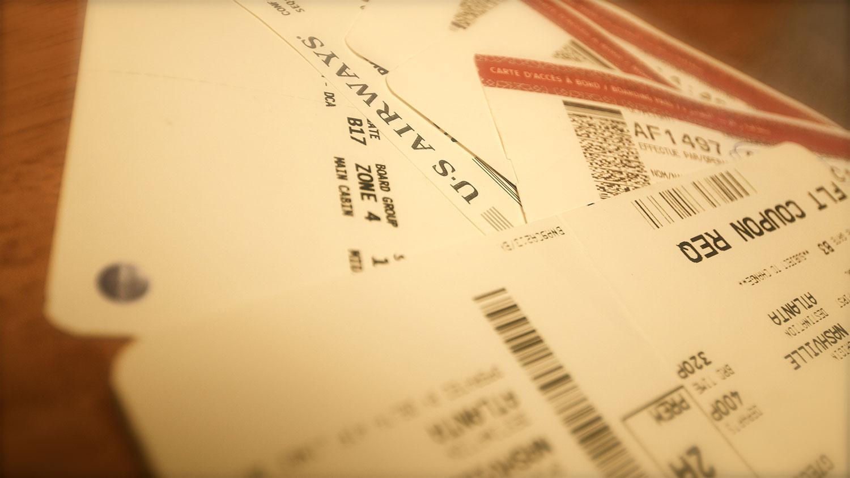 airfare deals tickets