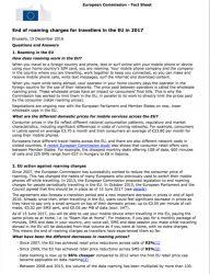 European commission press release fact sheet end of roaming charges european commission press release fact sheet end of roaming charges for travelers in the eu in 2017 thecheapjerseys Gallery