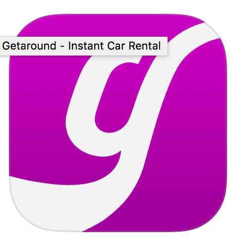 Getaround Car rental