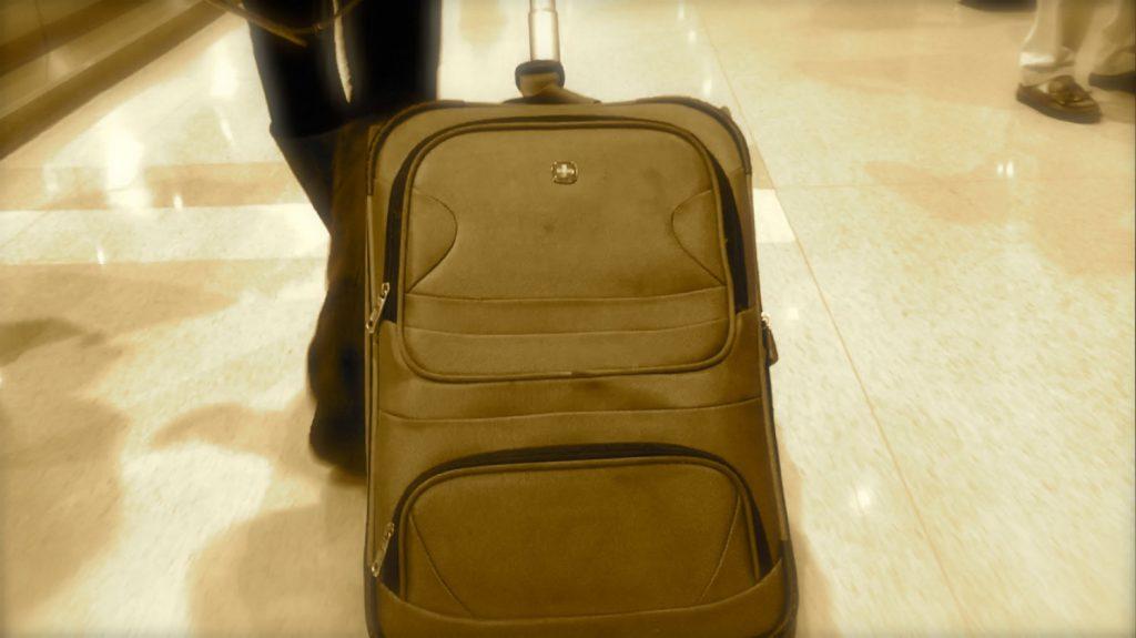 check a bag
