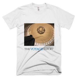 United States Capitol Rotunda on short-sleeve Men's T-shirt