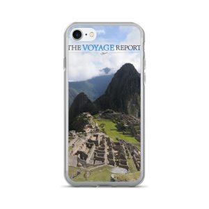 Machu Picchu on an iPhone 7/7 Plus Case-Printed in USA