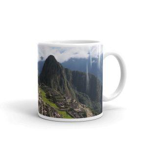 Breathtaking View of Machu Picchu on Mug