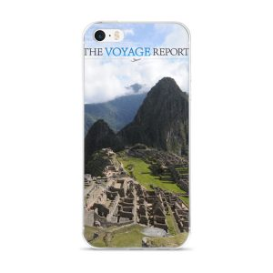 Machu Picchu on an iPhone 5/5s/Se, 6/6s, 6/6s Plus Case-Printed in USA