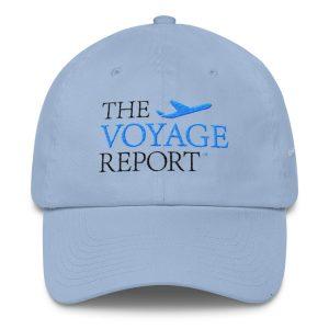 The Voyage Report Cotton Cap