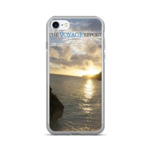 A Bermuda Sunset on an iPhone 7/7 Plus Case-Printed in USA