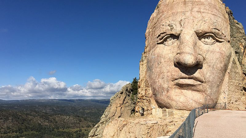 Crazy Horse Memorial, South Dakota United States