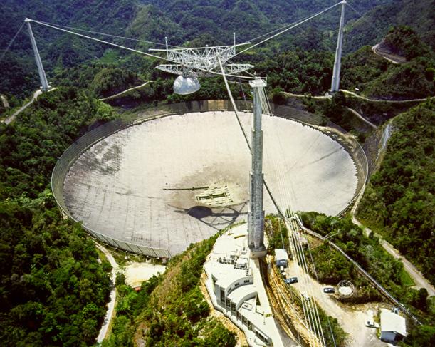 Arecibo Observatory Puerto Rico