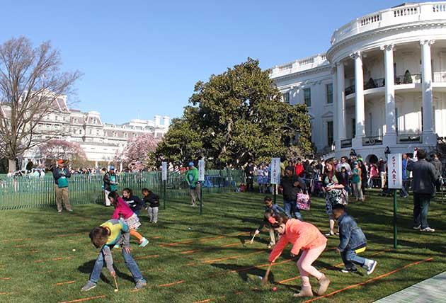 white house back open for tours lottery for easter egg
