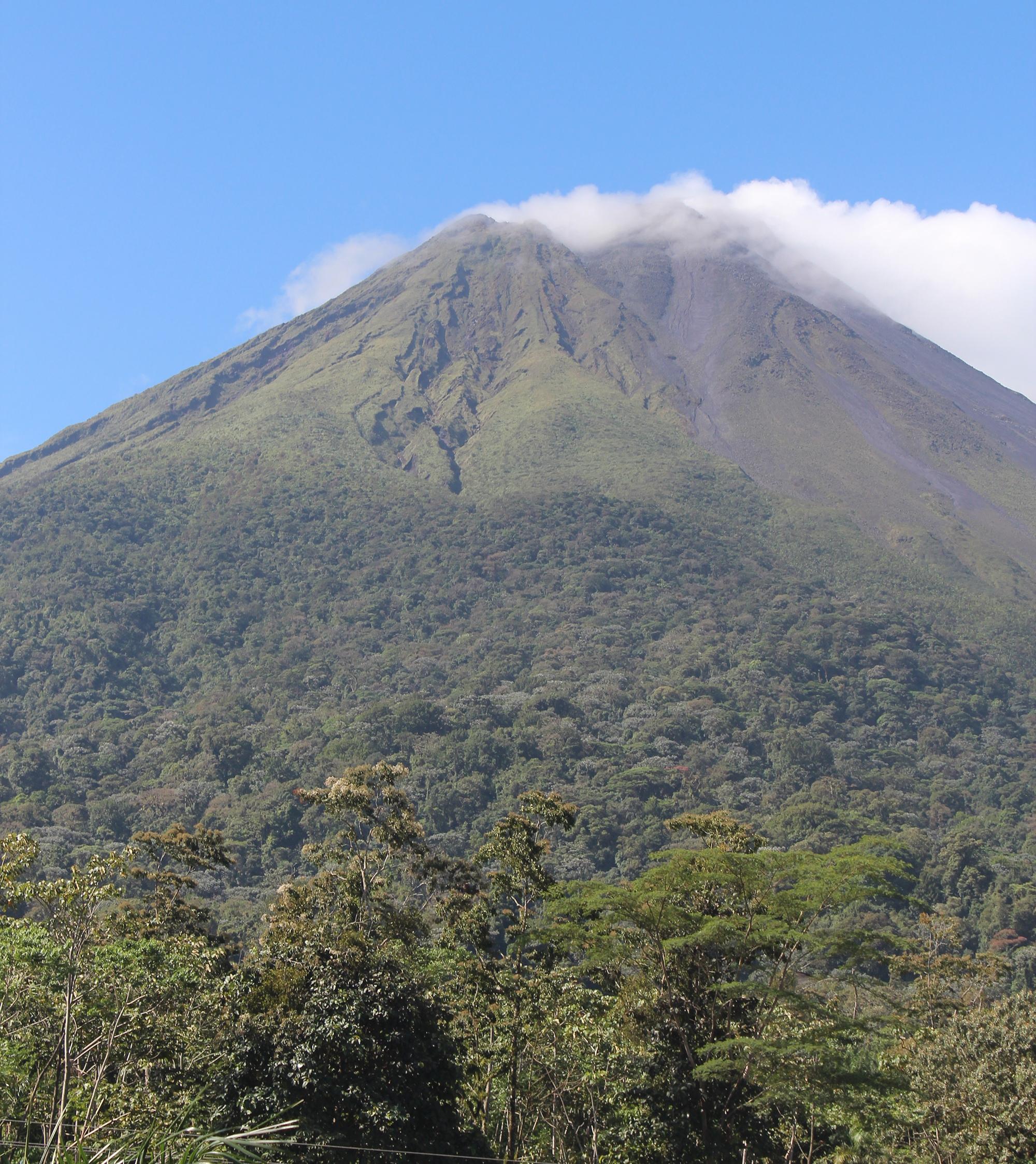 Arenal Volcano Simply Smart Column Costa Rica