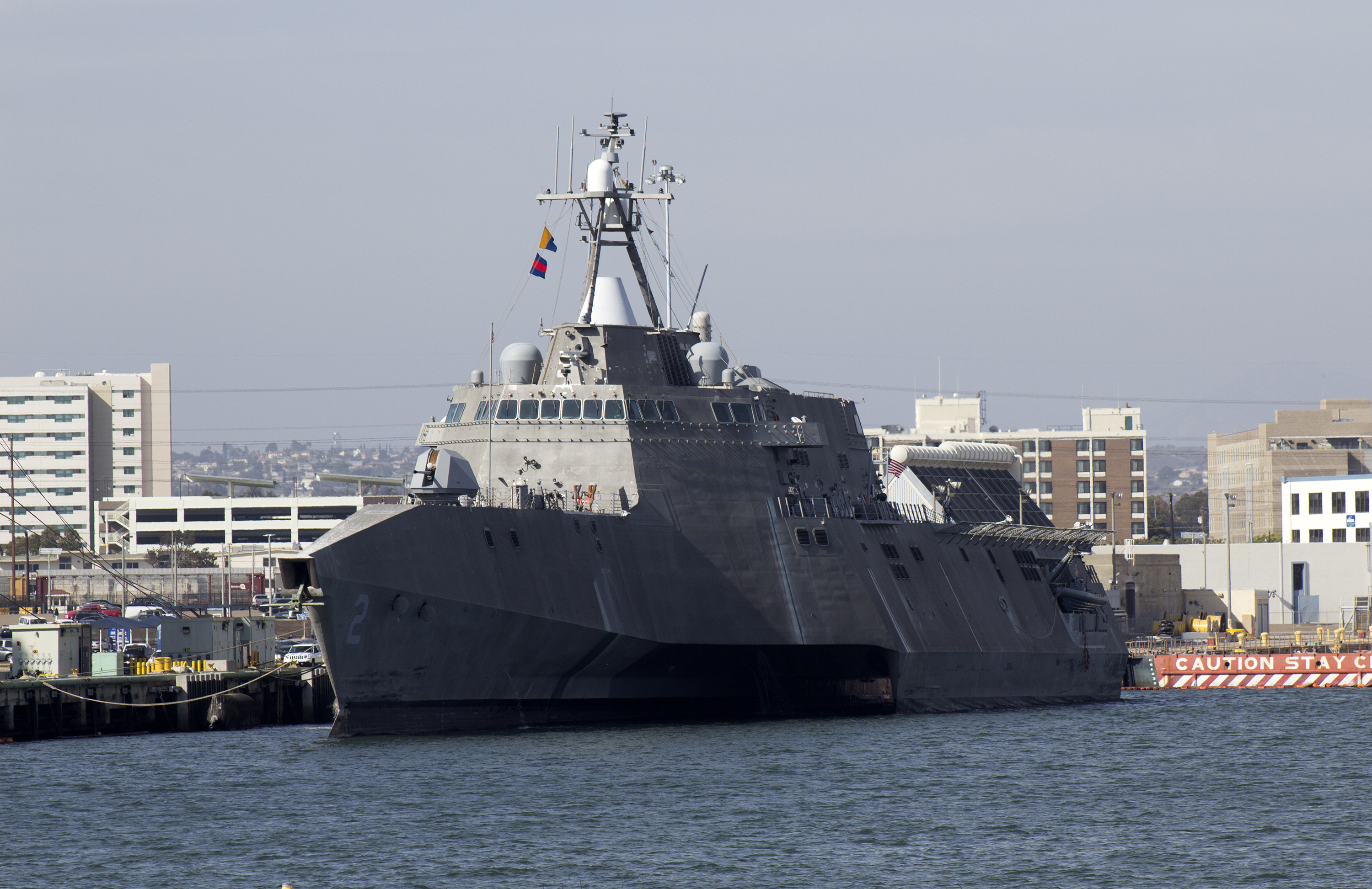 San Diego US Navy USS Independence United States