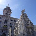 Trieste Italy Adriatic Sea