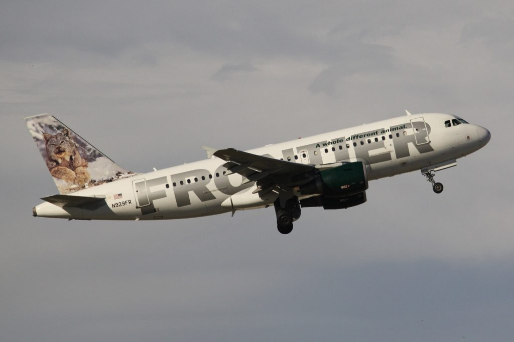Frontier Airlines Breastfeeding Complaint