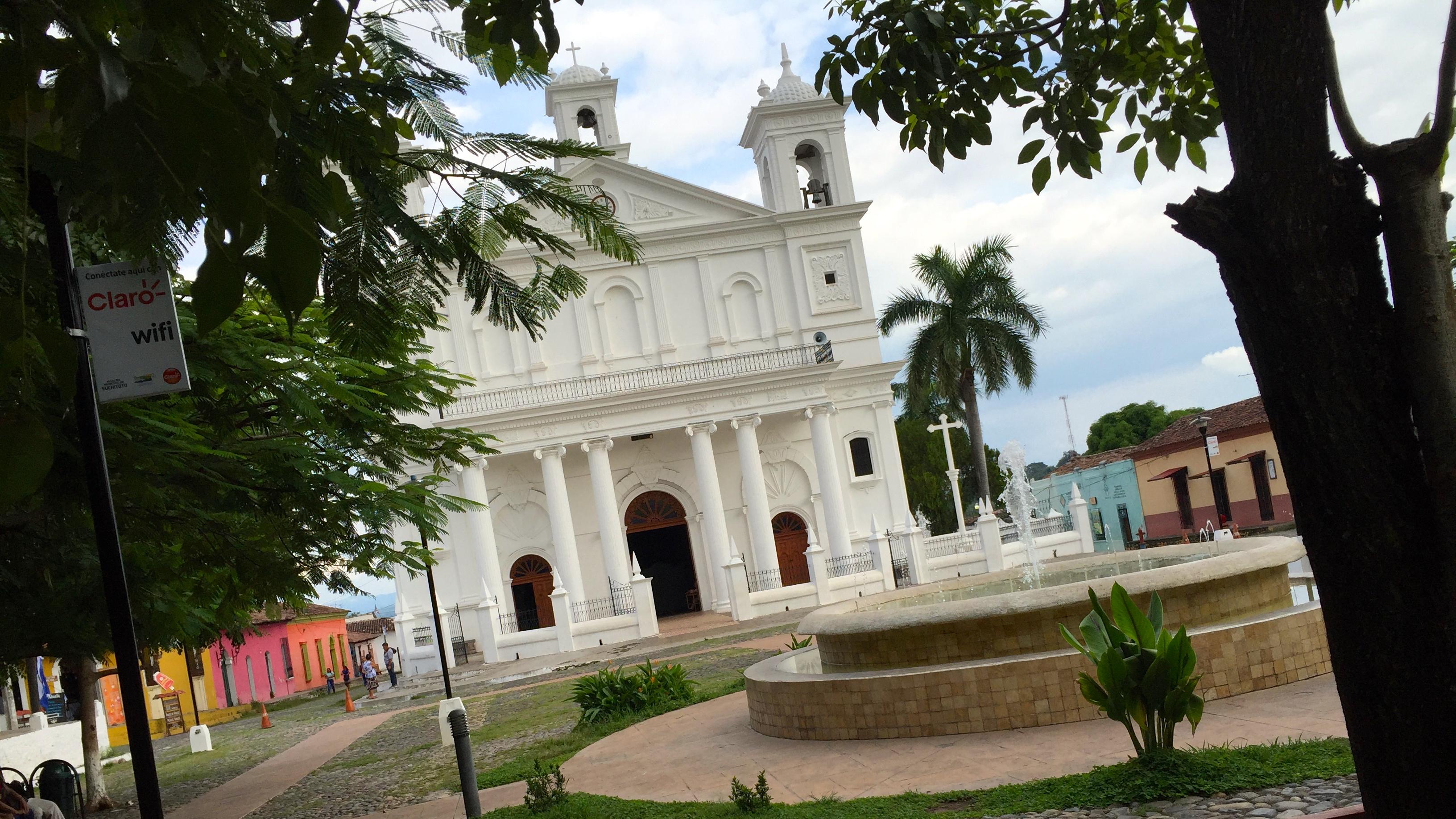 El Salvador Suchitoto