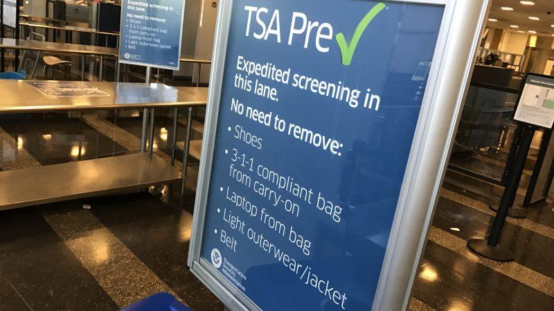 TSA Stricter Screening New Screening