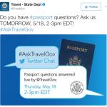 Passport surge State Department AskTravelGov