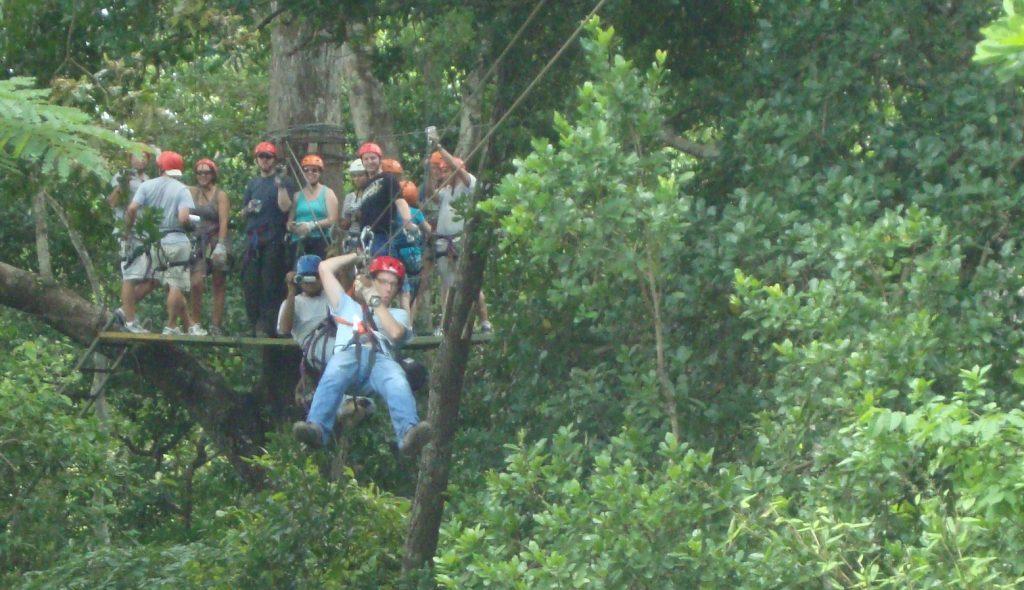 Most Adventurous Costa Rica Zip Line