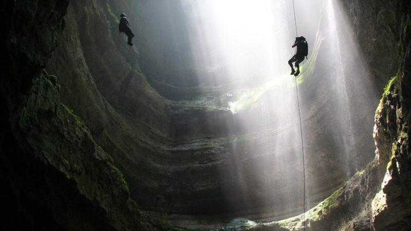 Caves Karst podcast Neversink cavepreservein Jackson County, Alabama