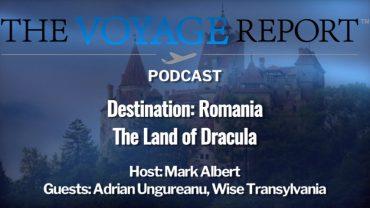 Romania Transylvania Podcast