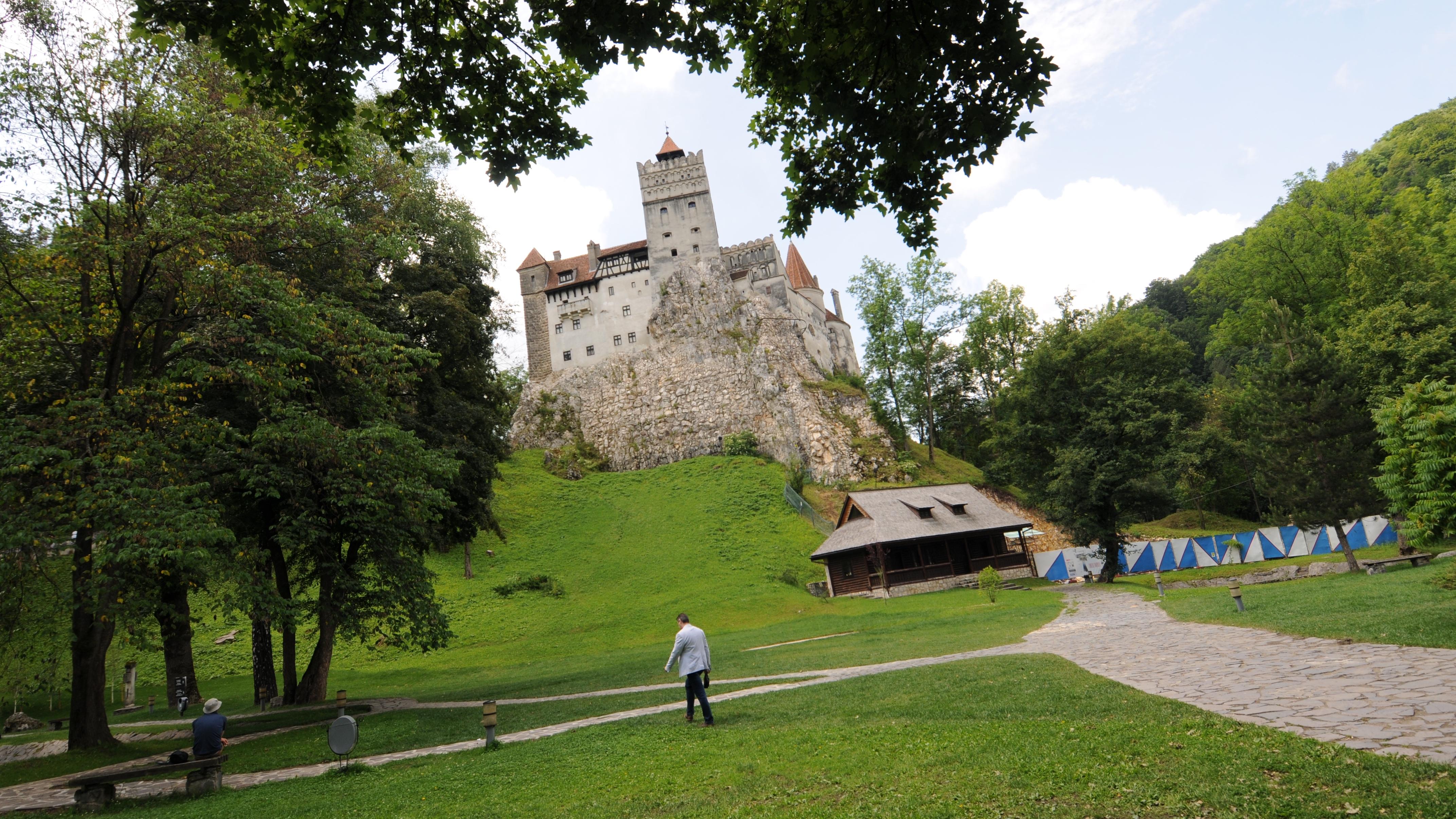 Bran Castle Dracula Romania