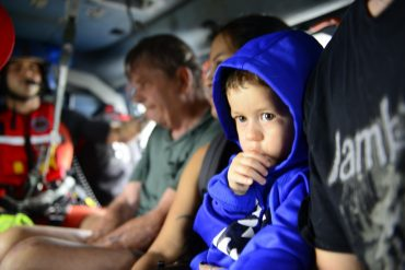 USCG US Coast Guard Harvey rescues