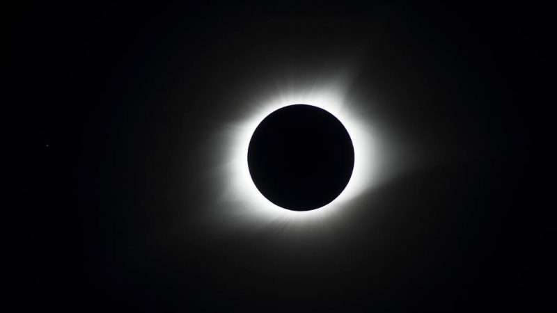 Great American Total Solar Eclipse Chasing NASA