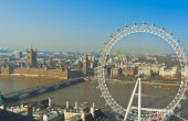 London Skyline Pound Sterling Exchange Rate Tourism