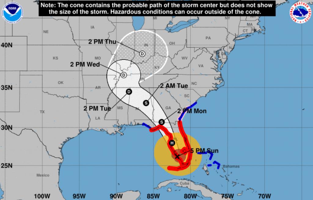 Hurricane Irma Top Stories of 2017