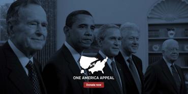 Hurricane Harvey Hurricane Irma Recover presidents