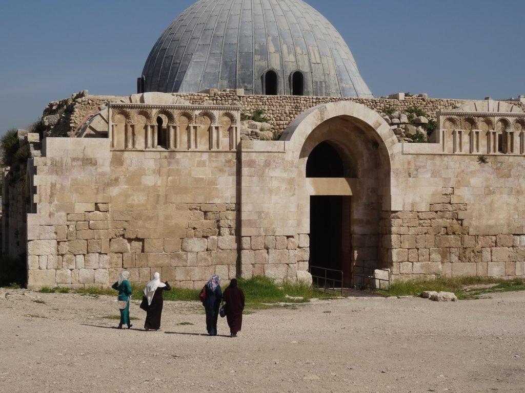 Amman Jordan Citadel