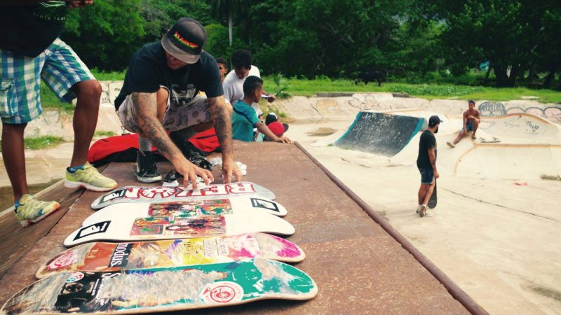 Skateboards in Cuba Civic Travel