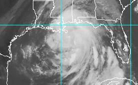 Hurricane Nate NOAA NWS
