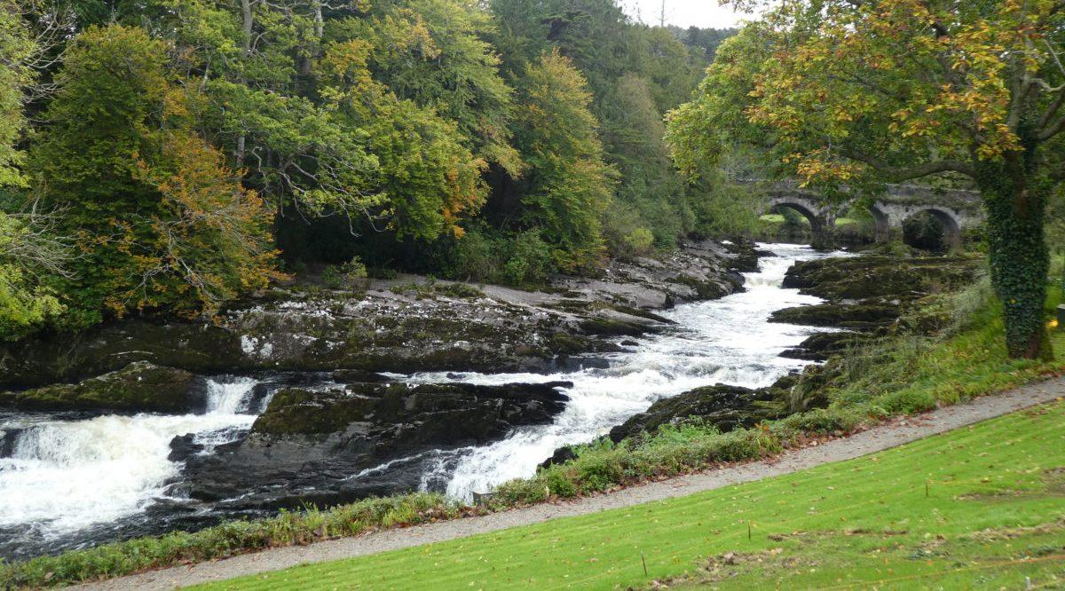 Sheen Falls Lodge County Kerry Ireland