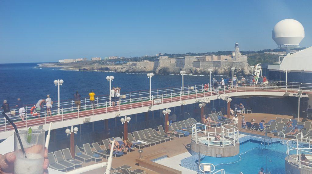 Havana Cuba cruise ship