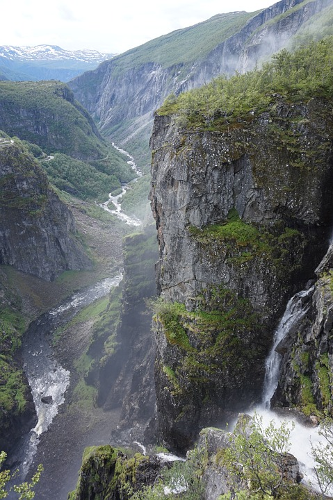 Vøringfossen norway