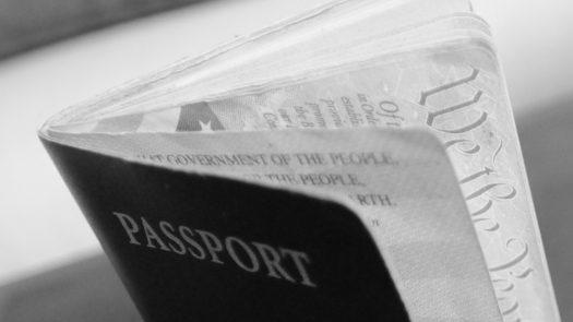 United States of America Passport Fee diplomatic