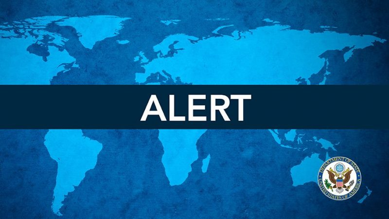 Cozumel Playa del Carmen Mexico tourist ferry bomb IED alert