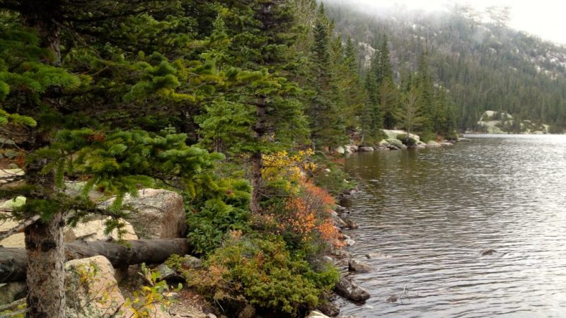 Rocky Mountain National Park, Colorado US Park Fees