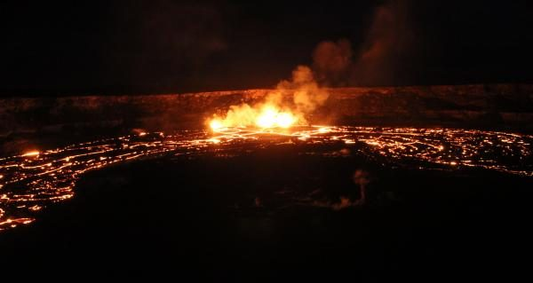 Hawaii volcano 2018 KILAUEA ERUPTION