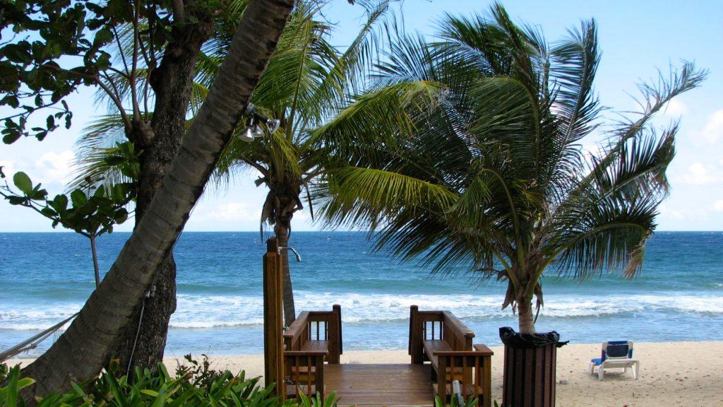 Airline ticket sales beach USVI St Croix